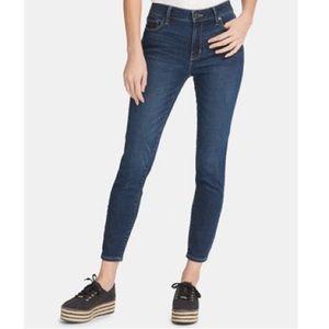 DKNY Skinny Ankle Jeans